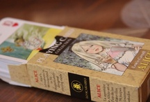 Alice playing card