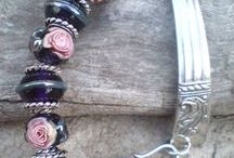 Lampworking braceletts