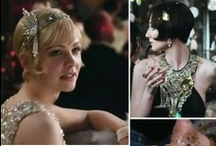 OLD HOLLYWOOD GLAMOUR / 1920's glamour inspired by the Girls of Gatsby