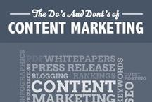 About Content Marketing / infographics about content marketing