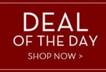 Deal of the day / Grab yourself a bargain each and everyday!