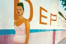 90's Minimal / Channel your inner 90's child in our range of mono, pastels, and simple chic