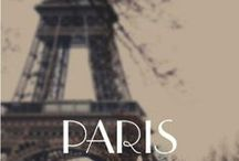 Paris / The place I love and will go to