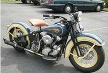 motorcycles / by Caroline Boykin