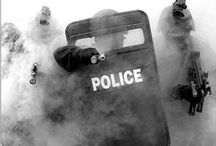 Police / The thin blue line  / by Carter Williams