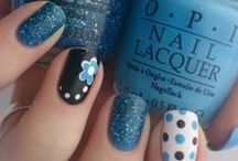Uñas / Beautiful nail designs and tips / by Gabriela Mezone