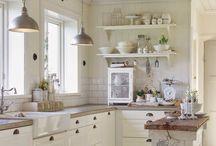Idée déco cuisine / Style et déco de cuisine
