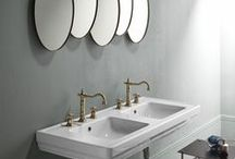 A great location needs a stunning brand / GSI Ceramica + CRISTINA rubinetterie
