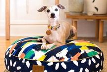 Hundebett / Hundebett Hundekörbchen Schlafplatz Bett für Hunde