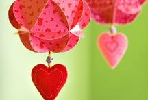 Valentine's Day Crafts and Goodies / by Kelly Vaughn