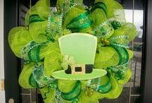 St. Patty's Day Crafts and Goodies / by Kelly Vaughn