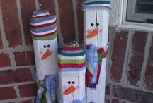 Winter Crafts and Goodies / by Kelly Vaughn