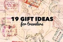 Travel Accessories We Love / Useful and Fun Travel Accessories to Make Your Travel Easier. Pssst! They Make Great Gifts, Too! / by DWB Vacations LLC