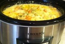 Crock Pot Recipes / by Kelly Vaughn