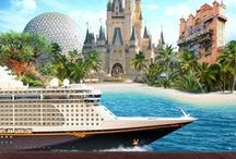 Disney Cruise Experience / Sail the Seas With Your Favorite Disney Characters! A Disney Cruise is a child's (and grow-up's) Dream Vacation! / by DWB Vacations LLC