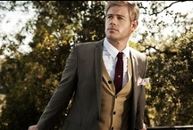 Style | Modern Gentleman / Ideas and Inspiration on how to dress well with added emphasis on tweed!