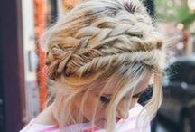 Hairstyles / From braids to intricate up-dos, find all the latest hairstyle inspiration here