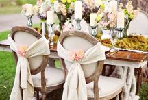 Event styling / Indoor or outdoor, here are some great ideas for your next #wedding #ceremony and #reception or #event set up