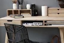 | BUREAU | / Nous vous avons concocté une petite sélection pour créer un espace bureau à votre image !