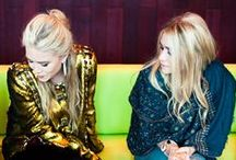 Olsen Twins.  / by Mal Todd