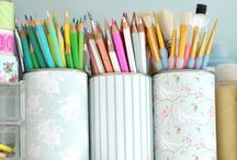 an organized lifestyle / by Hannah Plumlee