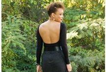 NETTIE DRESS & BODYSUIT / by Heather Lou