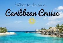 Caribbean Travel / Let's Travel To and Around the Caribbean / by DWB Vacations LLC