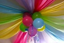 Party ideas / Party Tips and Ideas Because Moms Can Always Use Fresh Ideas!  / by DWB Vacations LLC