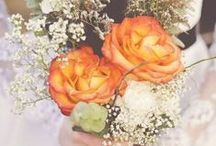 Wedding Flowers / Because no wedding is complete without beautiful blooms