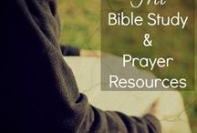 Bible Study / Good ways to study the Word of God