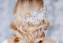 Bride-to-be / Look your best on your big day with the help of our beautiful bridal board