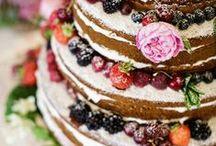 Wedding Cakes / Gorgeous wedding cakes that look (almost) too good to eat!