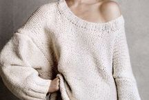 COZY // KNITS / #knits #sweaters #cozy #winter #fall / by Heather Lou