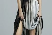 DIY // DYE / #dyeing #tiedye #shibori #dipdye #ombre / by Heather Lou