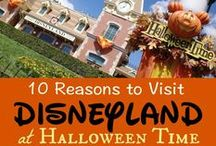 Halloween Disney Style / Halloween costumes and decorations inspired by Disney travels. / by DWB Vacations LLC