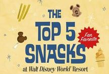 Disney World Dining / There is nothing like dining on Mickey Mouse shaped waffles to bring a smile to your face (whatever your age!). Tips on where to dine and to find special Disney World treats. / by DWB Vacations LLC