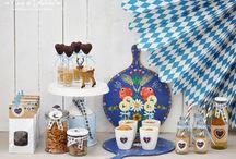 Celebrate | German Gatherings / Oktoberfest & other German themed parties