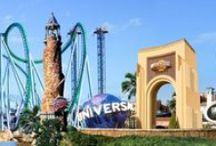 Universal Studios Orlando / No trip to Florida is complete without a visit to Universal Studios! Tips and tricks to make the most of your trip. / by DWB Vacations LLC