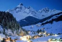 Winter Travel Desitnations / Enjoy unique experiences when you travel in the winter season! / by DWB Vacations LLC