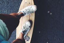 Long, penny, skate... boards