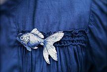comme un Poisson dans l'eau* / by Jackie Seba
