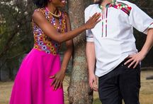 African fashion by Afrokulcha / African print clothing