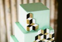 Color: Mint, Gold & Black