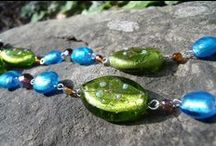 Egeria's Well Jewelry / Handcrafted jewelry from my shop Egeria's Well at egeriaswell.etsy.com