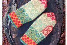 Breien - ideeën / Knitting ideas