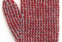 Tunisch haken / Tunisian crochet