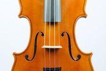 Contemporary violins