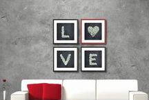 Home decor / Beautiful original and print art decor