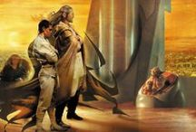 Good Star Wars art / I love beautiful, serious and breathtaking art (some photos too). What I don't like is all the humor and jokes that frequently plague the image feeds :/