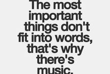MUSIC Words